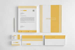 Clean - Stationery 01