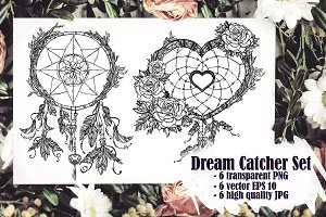 Dream Catcher Set