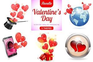 Valentine's Day Concepts