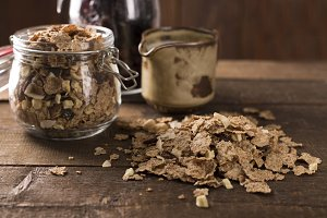 wholegrain muesli