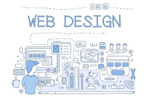 Design Web design graphics