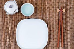 Oriental Dinner Settings