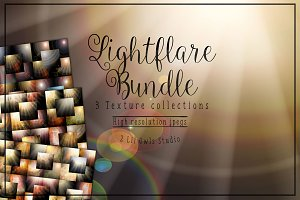 Light Flare Texture Bundle