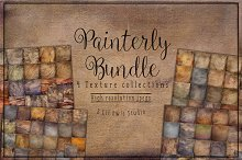 Painterly Texture Bundle