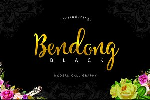 Bendong black (20%Off)