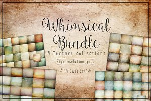 Whimsical Texture Bundle