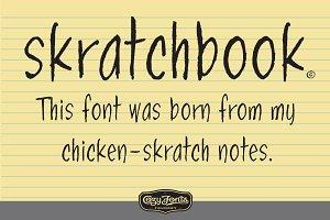 Skratchbook