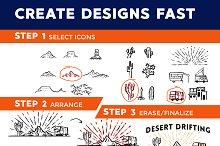 DESERT DRIFTER - Creator Kit by  in Add-Ons