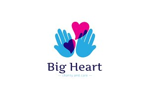 Big Heart Logo