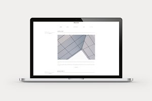 Beatus - Minimalist WordPress Theme