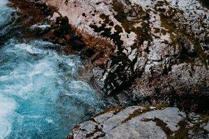 stones mountain river