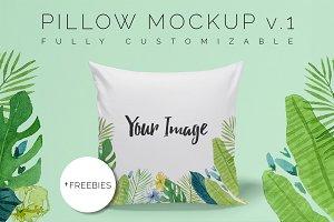 Pillow MockUp v.1