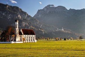 St. Coloman near Schwangau