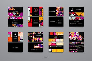 8 Business Cards
