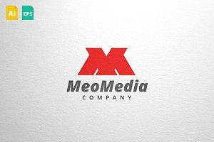 MeoMedia Logo