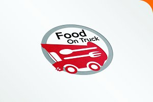 Food On Truck - Logo