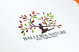 Balleria Nature - Logo
