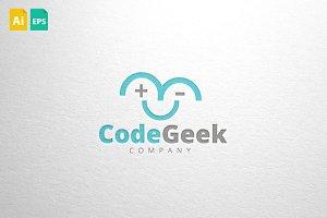 CodeGeek Logo