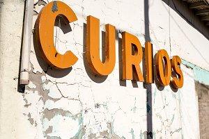 Not Curious 1