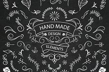 Vector Design Elements Ornaments