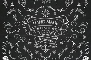 Vector Design Elements Ornaments