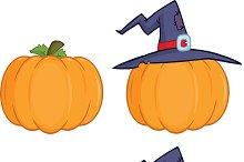 Halloween Pumpkins Collection - 1
