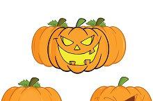 Halloween Pumpkins Collection - 2