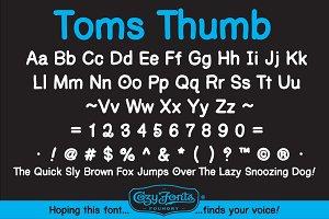 Toms Thumb