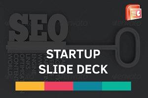 Startup Slide Deck