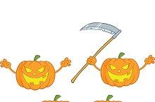 Halloween Pumpkins Collection - 3