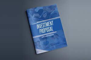 Indesign Investment proposal A4