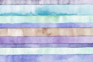 Strip watercolor