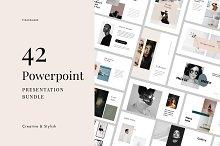 42in1 Powerpoint Bundle Template