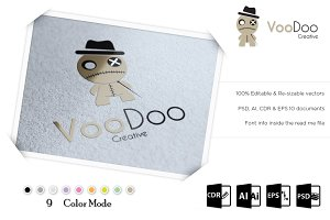 Voodoo Logo Template