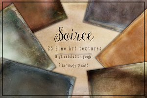 Soiree Fine Art Textures