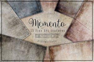 Memento Fine Art Textures