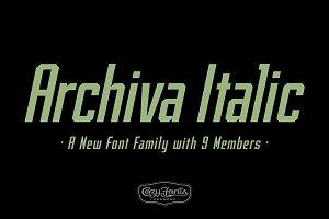 Archiva Italic