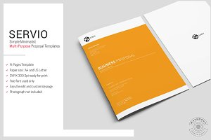 Servio Proposal Template