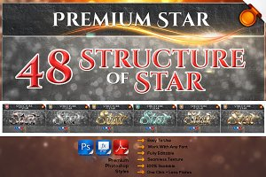 48 Premium Star Bundle