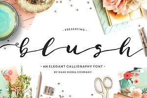 Blush Typeface