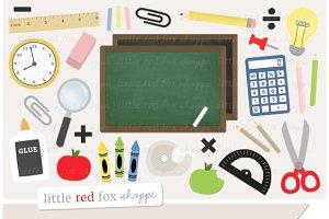 Classroom Clipart Graphics