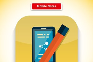 Mobile Notes App