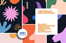Abstract Shape Collection by  in Graphics