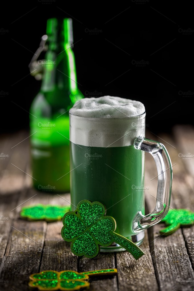 St. Patricks Day concept - Holidays