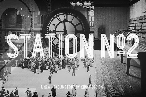 Station No.2 - Display