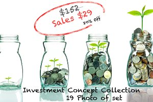 Business Investment Concept- 80% OFF