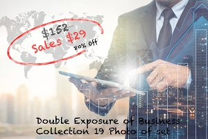 Double Exposure Collection - 80% OFF