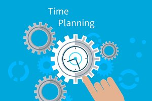 Time Planning Concept