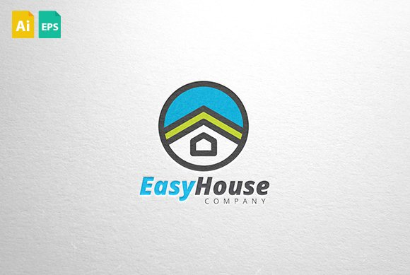 EasyHouse Logo
