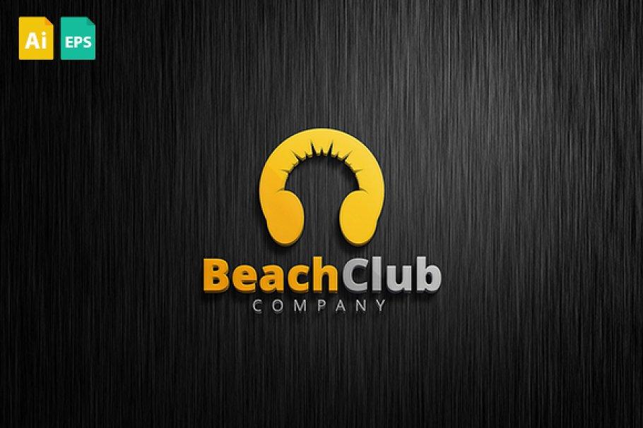 BeachClub Logo